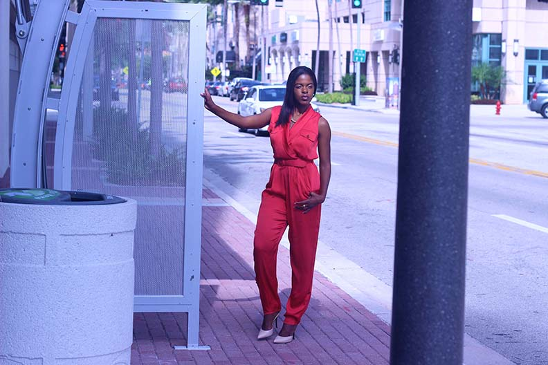IMG_4835edit Rachel Roy coral orange jumpsuit romper_sml