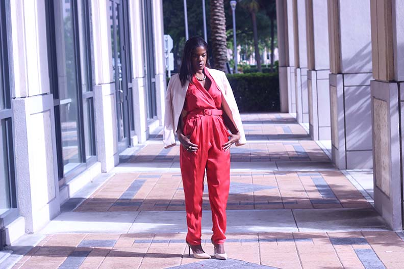 IMG_5026edit Rachel Roy coral orange jumpsuit romper_sml