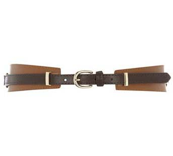 Dorothy Perkins Tan Overlay Belt