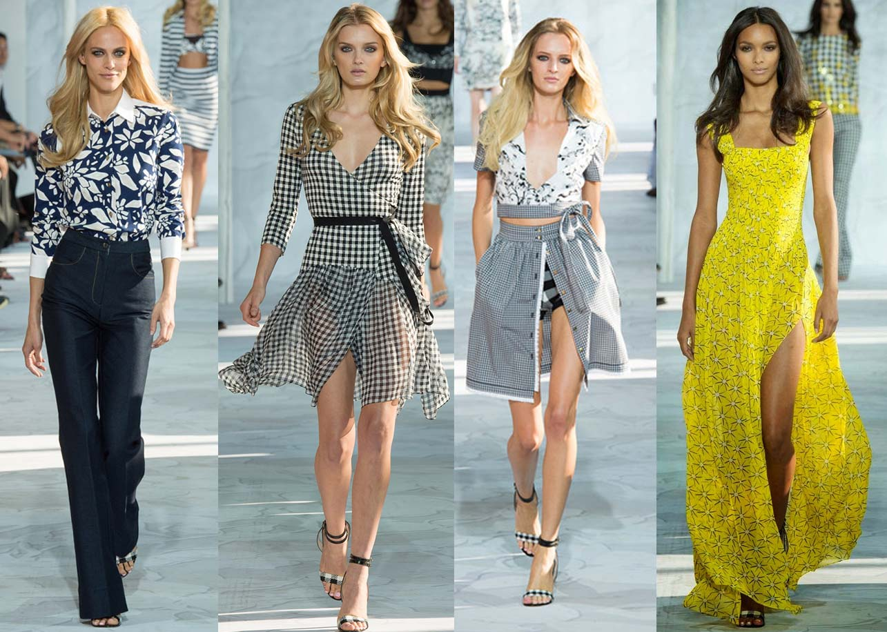 New York Fashion Week Spring Summer 2015 I Like