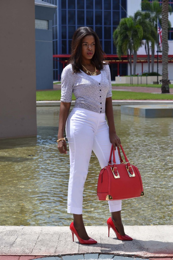 White pants red shoes and bag DSC_0037edit