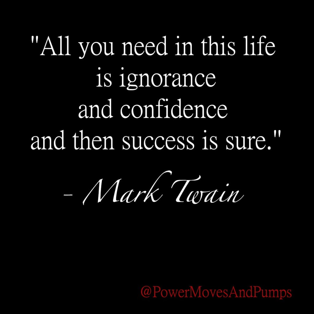Mark Twain Success