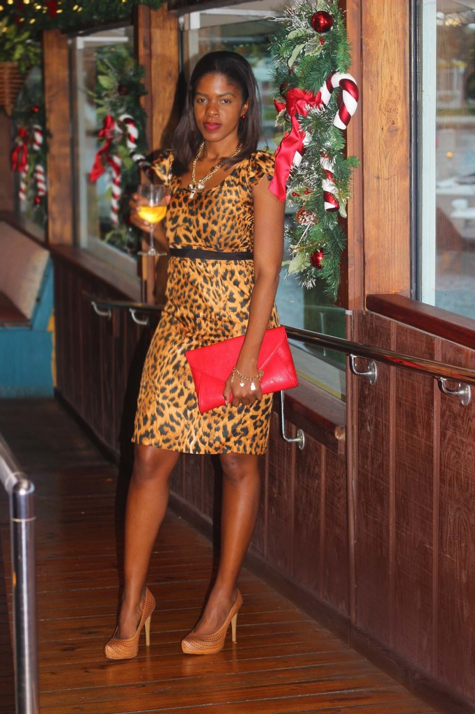 Leopard print pencil dress holiday party_sml_6188