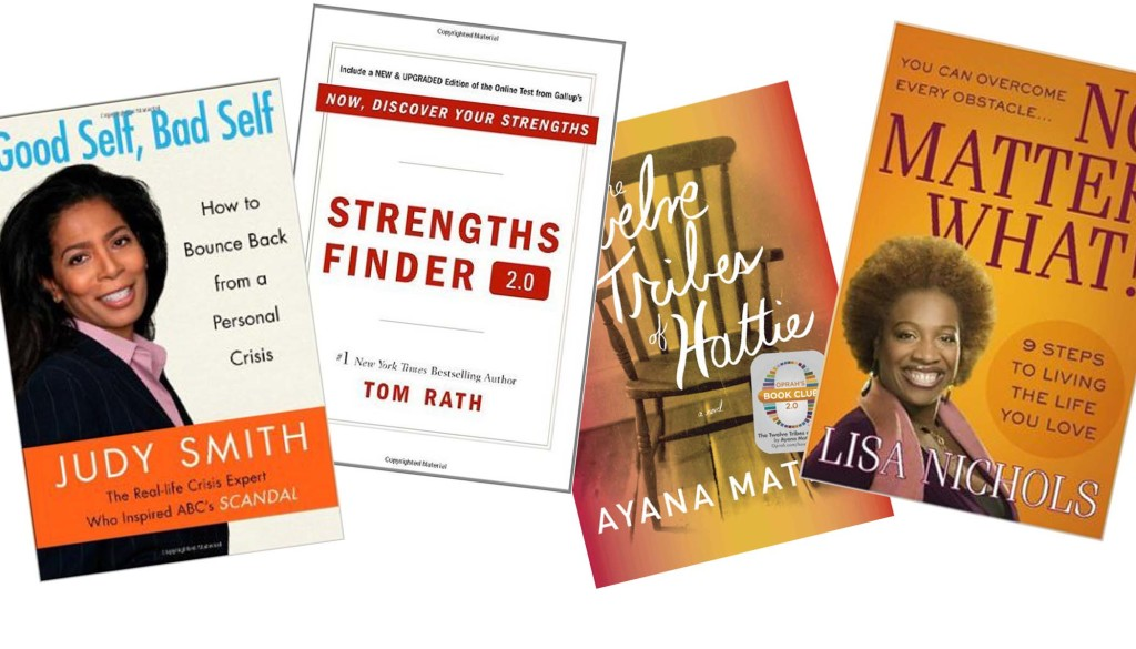 Black Enterprise Women of Power Summit Recommended Reading