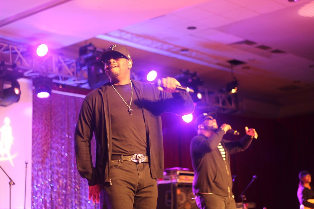 Boyz II Men Women of Power Summit 2015