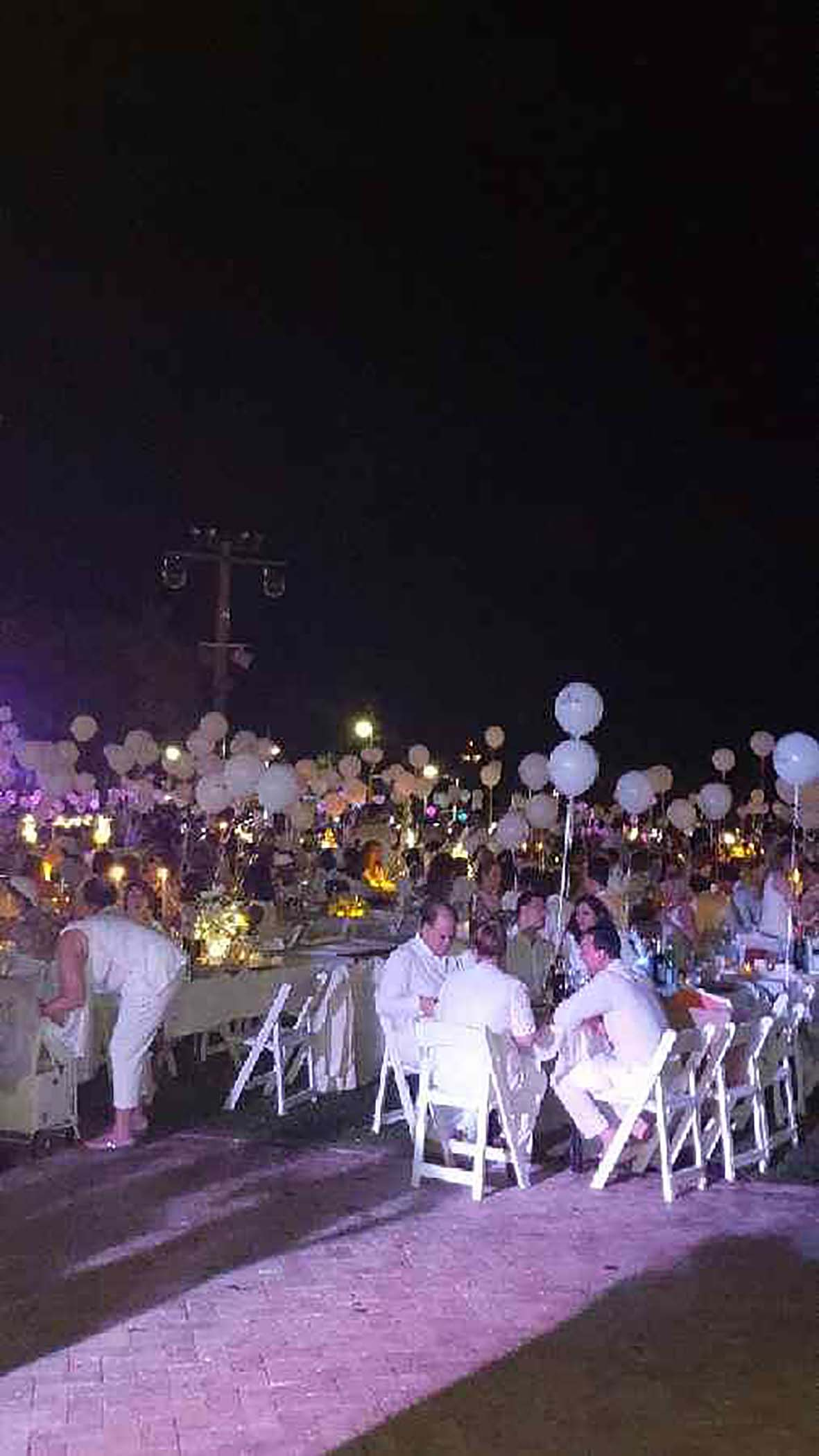 Diner en Blanc West Palm Beach