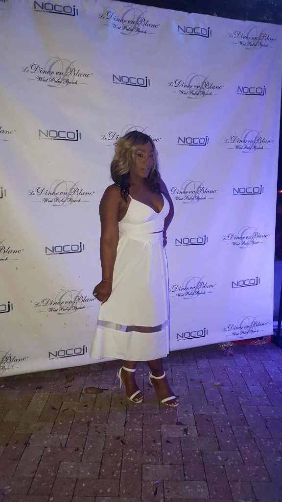 Ketly Marcellus Diner en Blanc West Palm Beach IMG_7989