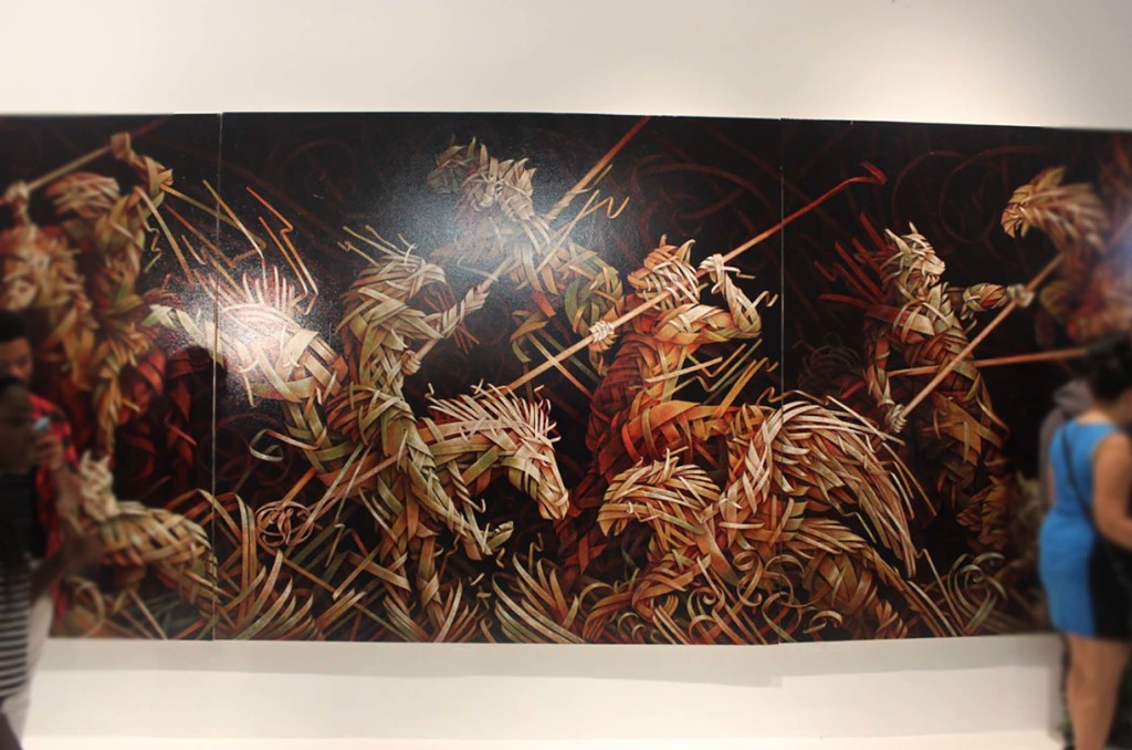 Gallery 212 Art Basel 2015 IMG_0235