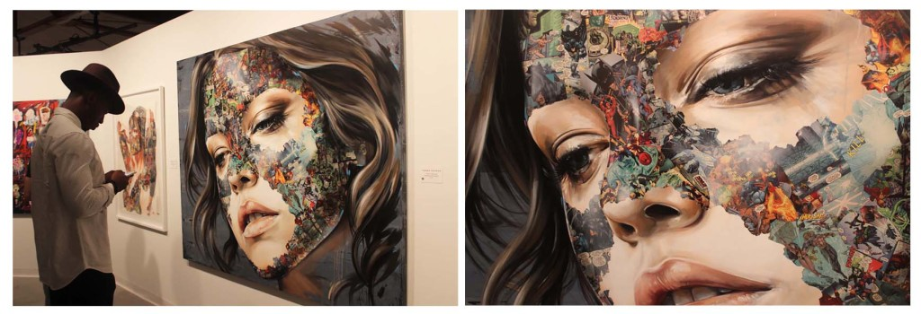 Sandra Chevrier No Commission Dean Collection Art Basel 2015