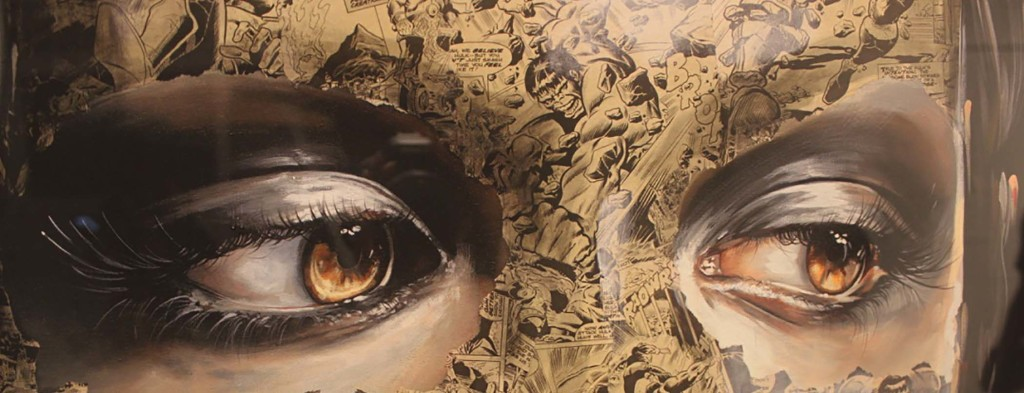 Sandra Chevrier No Commission Dean Collection Art Basel 2015 IMG_0159v2