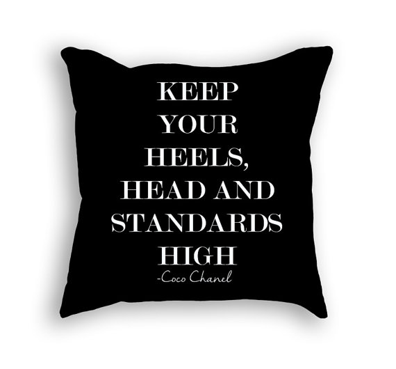 standards pillow