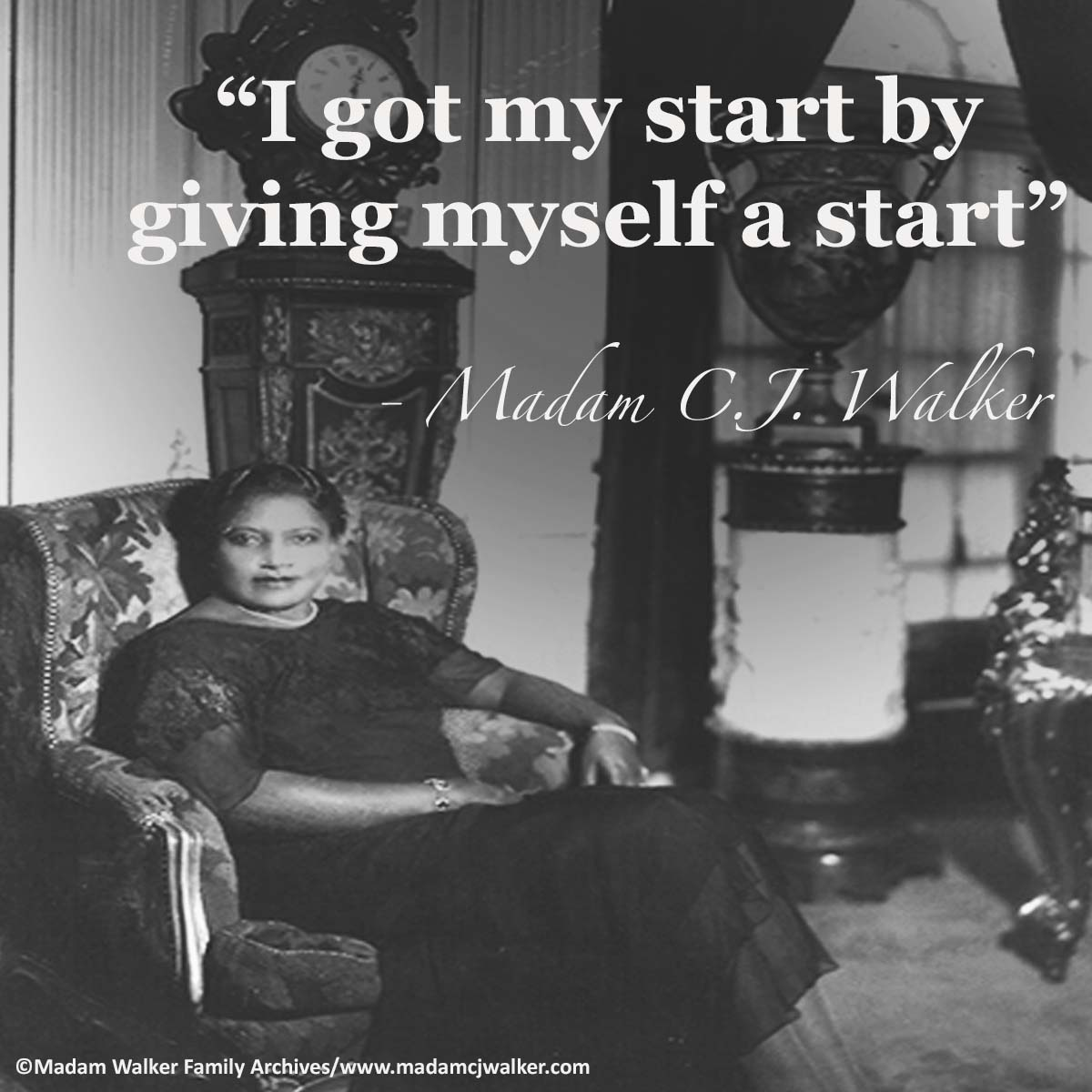 madam cj walker essay Open document below is an essay on madam cj walker from anti essays, your source for research papers, essays, and term paper examples.