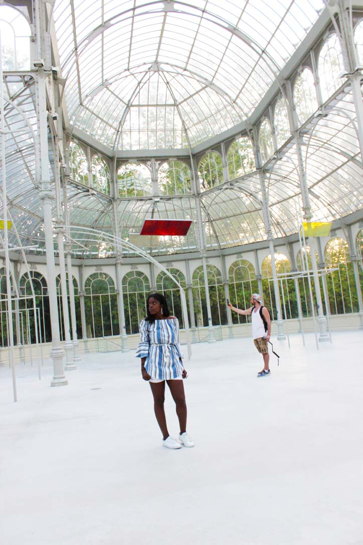 Glass House Buen Retiro Park 2