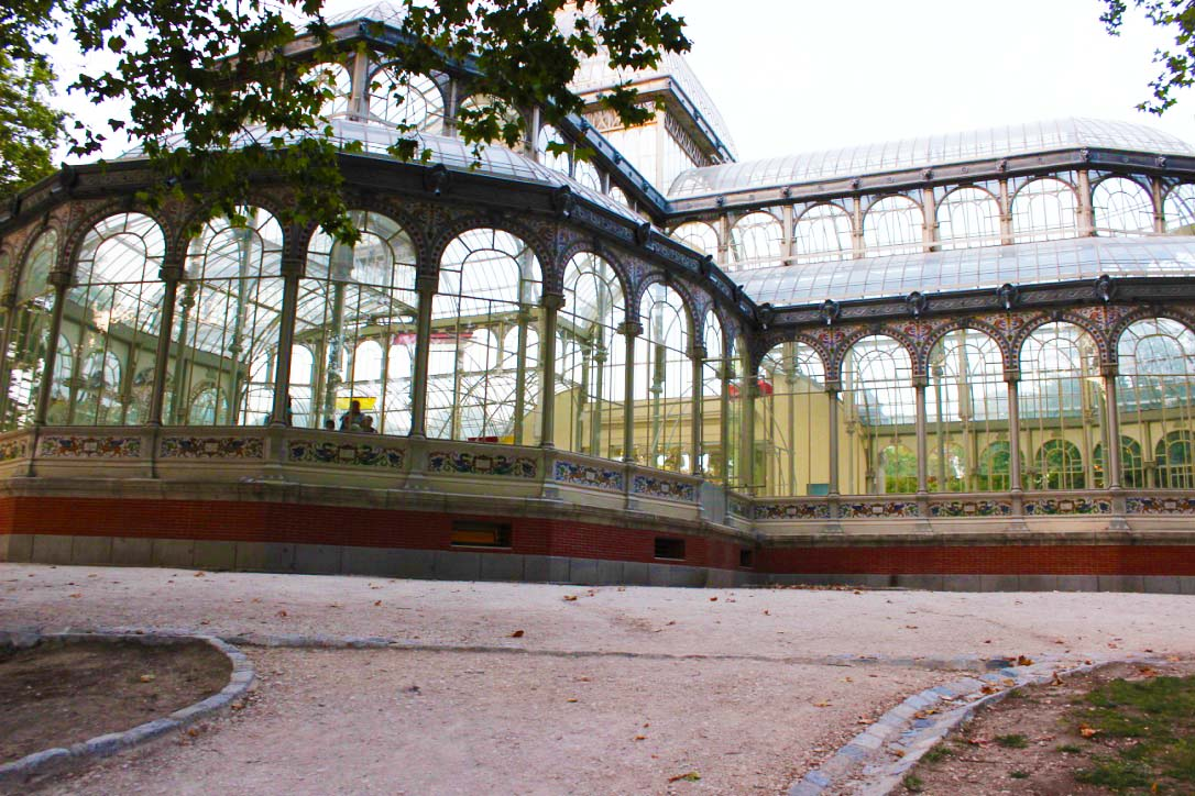 Glass House Buen Retiro Park