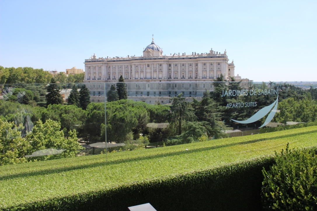 Real Palace of Madrid Sabatini Gardens Hotel